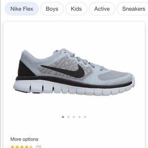 Brand New! Nike Flex 4Y (women's size 6)